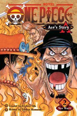 ONE PIECE -  -ROMAN- (V.A.) -  ACE'S STORY 02