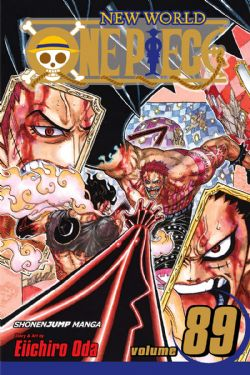 ONE PIECE -  BAD END MUSICAL (V.A.) 89