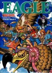 ONE PIECE -  EAGLE - COLOR WALK 04