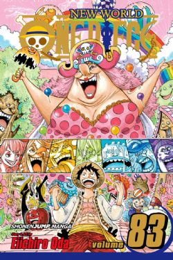 ONE PIECE -  EMPEROR OF THE SEA, CHARLOTTE LINLIN (V.A) 83