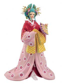 ONE PIECE -  FIGURINE -  HANA KOMURASAKI (KOZUKI HIYORI)