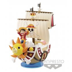 ONE PIECE -  FIGURINE MEGA WORLD COLLECTABLE - THE THOUSAND SUNNY