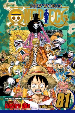 ONE PIECE -  LET'S GO SEE THE CAT VIPER (V.A) 81