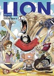 ONE PIECE -  LION - COLOR WALK 03