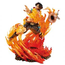 """ONE PIECE -  PORTRAIT.OF.PIRATES ONE PIECE """"NEO-MAXIMUM"""" PORTGAS・D・ACE 15TH LIMITED VER."""