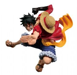 ONE PIECE -  STATUE DE LUFFY (8CM) -  SCULTURES BIG COLOSSEUM 6 V3