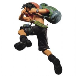 ONE PIECE -  STATUE DE PORTAGAS D ACE (8CM) -  SCULTURES BIG COLOSSEUM 4 V7