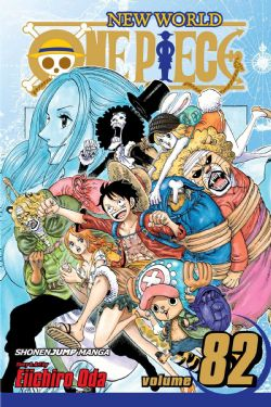 ONE PIECE -  THE WORLD IS RESTLESS (V.A) 82