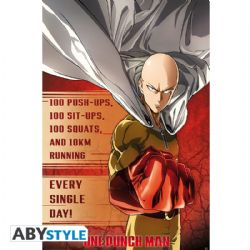 ONE PUNCH MAN -  AFFICHE  (91,5 X 61 CM)