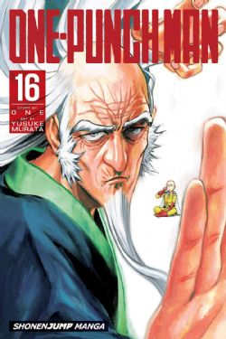 ONE-PUNCH MAN -  (V.A.) 16