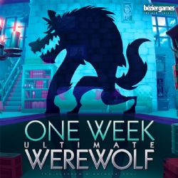 ONE WEEK ULTIMATE -  WEREWOLF (ANGLAIS)