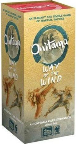 ONITAMA -  WAY OF THE WIND (ANGLAIS)