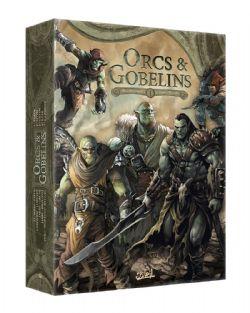 ORCS & GOBELINS -  COFFRET DE LA SAISON 1 (TOME 1-5)