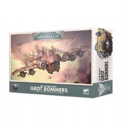 ORK AIR WAAAGH! -  GROT BOMMMERS -  AERONAUTICA IMPERIALIS