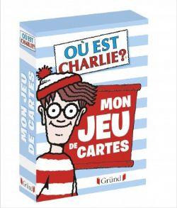 OU EST CHARLIE? -  MON JEU DE CARTES (NOUVELLE ÉDITION)