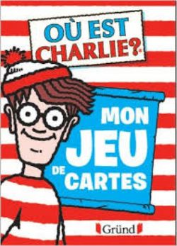 OU EST CHARLIE? -  MON JEU DE CARTES