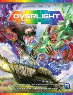 OVERLIGHT -  THE IVORY MAUSOLEAUM (ANGLAIS)