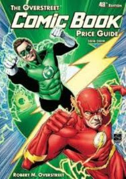 OVERSTREET -  COMIC BOOK PRICE GUIDE (FLASH GREEN LANTERN) TP 48