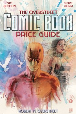 OVERSTREET -  COMIC BOOK PRICE GUIDE TP 51
