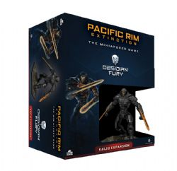 PACIFIC RIM : EXTINCTION -  OBSIDIAN FURY (ANGLAIS)