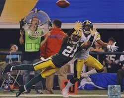 PACKERS DE GREEN BAY -  PHOTO CHARLES WOODSON #21 (8 X 10)