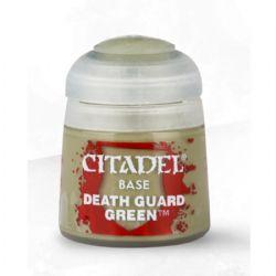 PAINT -  CITADEL BASE - DEATH GUARD GREEN