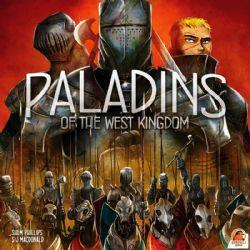 PALADINS OF THE WEST KINGDOM (ANGLAIS)
