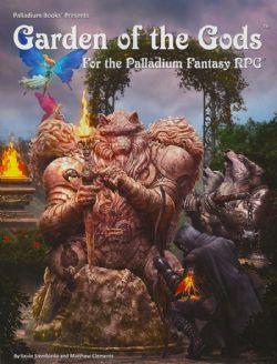 PALLADIUM -  GARDEN OF THE GODS (ANGLAIS)