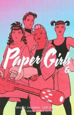 PAPER GIRLS -  PAPER GIRLS TP 06
