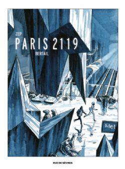 PARIS 2119 (ÉDITION DE LUXE)
