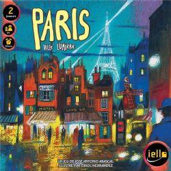 PARIS : VILLE LUMIÈRE (FRANÇAIS)