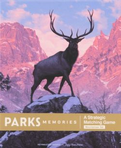 PARKS -  MEMORIES - MOUNTAINEER (ANGLAIS)