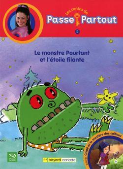 PASSE PARTOUT -  LE MONSTRE POURTANT ET L'ÉTOILE FILANTE 02