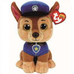PAT'PATROUILLE -  CHASE (25 CM) -  BEANIE BOO'S