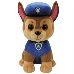 PAT'PATROUILLE -  CHASE (45 CM) -  BEANIE BOO'S