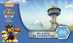 PAT'PATROUILLE -  MA BOÎTE DE GOMMETTES