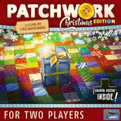 PATCHWORK -  CHRISTMAS EDITION (ANGLAIS)