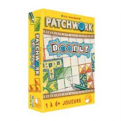 PATCHWORK DOODLE (FRANÇAIS)