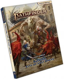 PATHFINDER 2E -  ABSALOM CITY OF LOST OMENS -  LOST OMENS