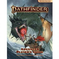 PATHFINDER 2E -  ADVANCED PLAYER'S GUIDE HC (ANGLAIS)
