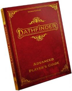 PATHFINDER 2E -  ADVANCED PLAYER'S GUIDE HC SPECIAL EDITION (ANGLAIS)