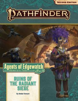 PATHFINDER 2E -  ADVENTURE PATH - RUINS OF THE RADIANT SIEGE  (ANGLAIS) -  AGENTS OF EDGEWATCH 6