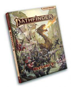 PATHFINDER 2E -  BESTIARY 3 (ANGLAIS)