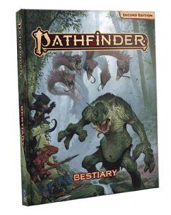 PATHFINDER 2E -  BESTIARY (ANGLAIS)