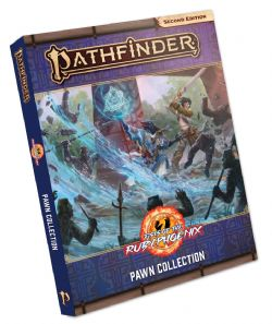 PATHFINDER 2E -  PAWN COLLECTION (ANGLAIS) -  FISTS OF THE RUBY PHOENIX