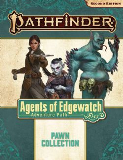 PATHFINDER 2E -  PAWNS : AGENTS OF EDGEWATCH (ANGLAIS)