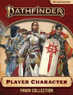 PATHFINDER 2E -  PLAYER CHARACTER - PAWN COLLECTION (ANGLAIS)