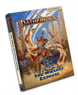 PATHFINDER 2E -  THE MWANGI EXPANSE -  LOST OMENS