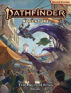 PATHFINDER 2E -  THE SLITHERING (ANGLAIS)