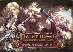 PATHFINDER ADVENTURE CARD GAME -  BARD CLASS DECK (ANGLAIS)